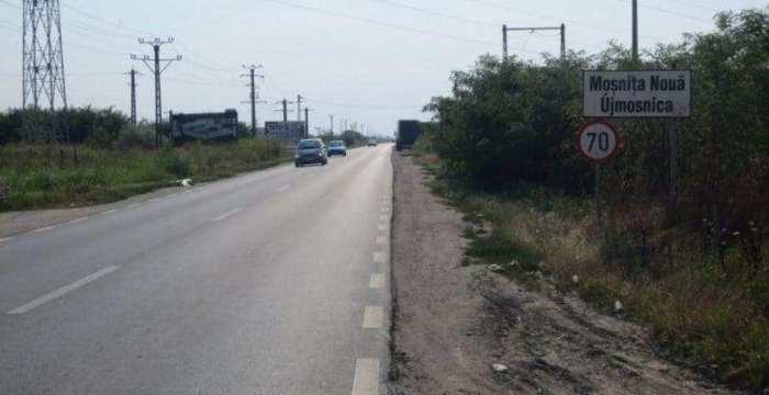 A început licitația pentru lărgirea drumului Timișoara-Moșnița Nouă