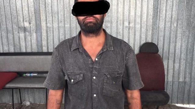 Polițiștii locali au prins un urmărit pentru tâlhărie și viol