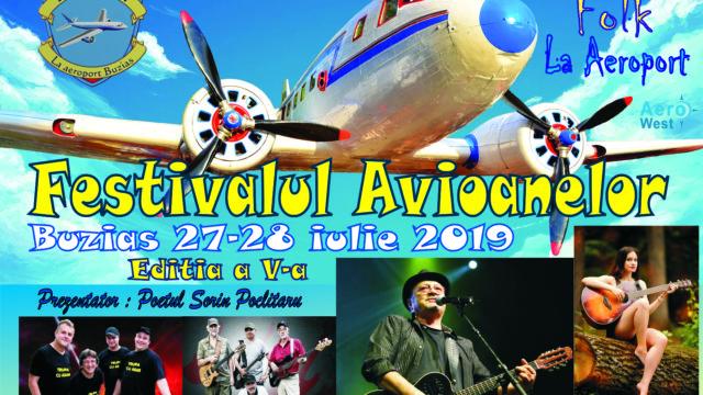 Festivalul Avioanelor - Buziaș