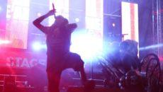 Ministry a încins atmosfera la Rock la Mureș
