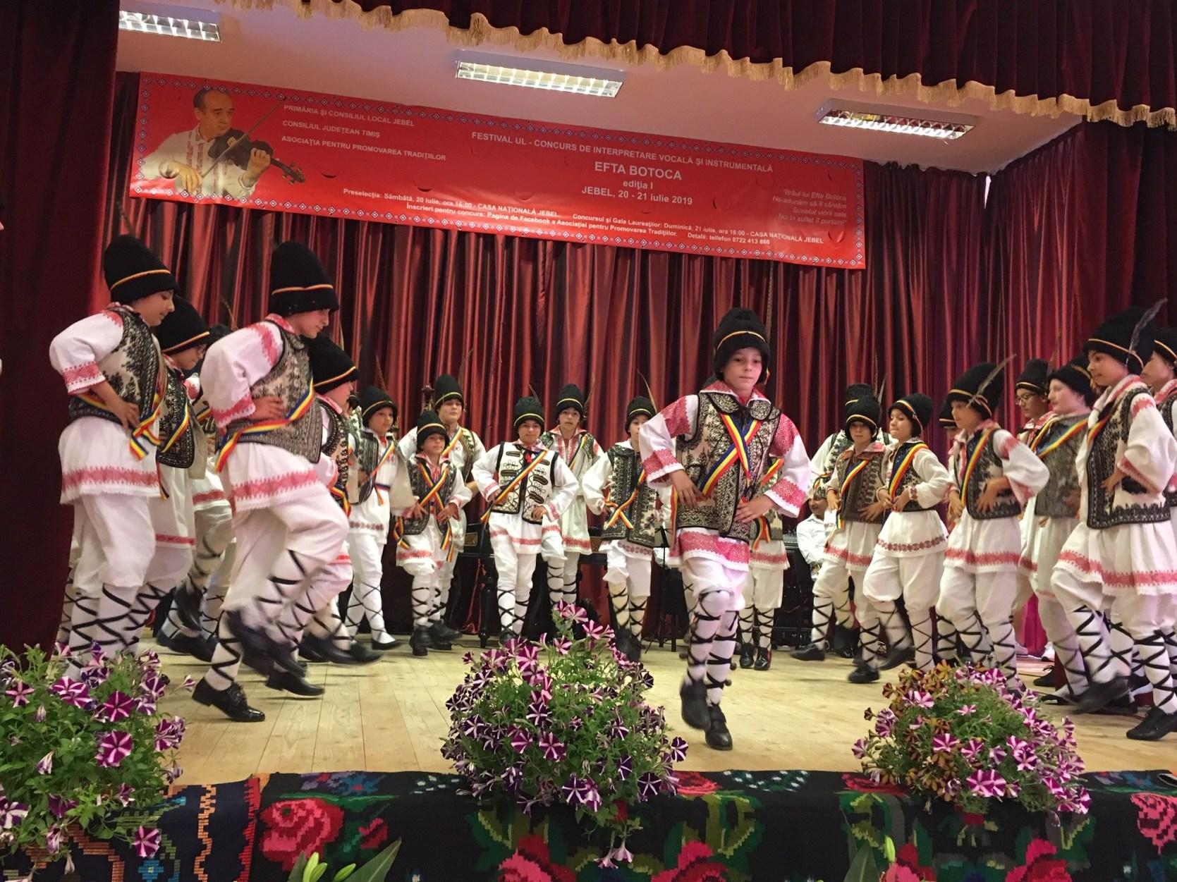 Festivalul-concurs Efta Boca