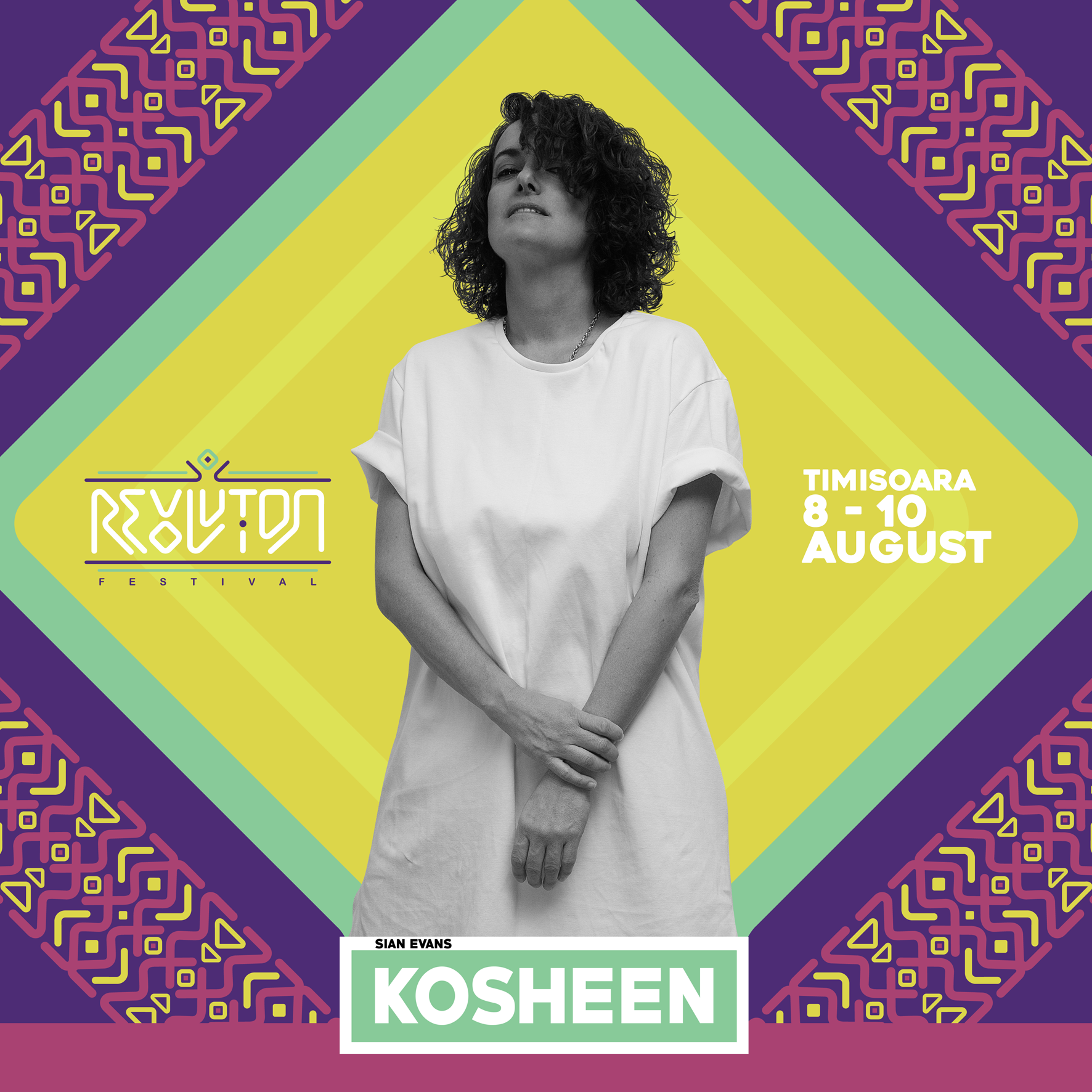 Revolution, Kosheen