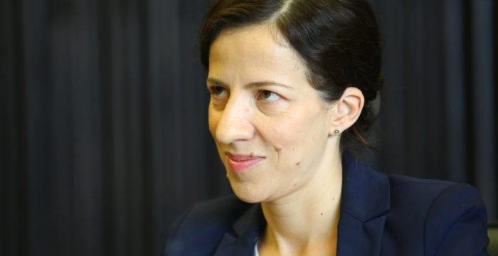 Roxana Mînzatu - ministrul Fondurilor Europene