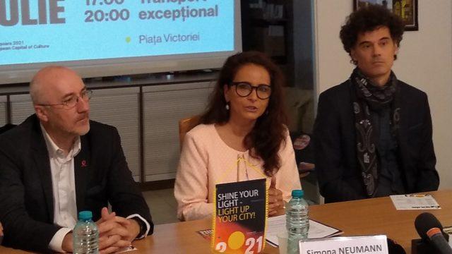Simona Neumann - Asociația Timișoara Capitala Culturală Europeană
