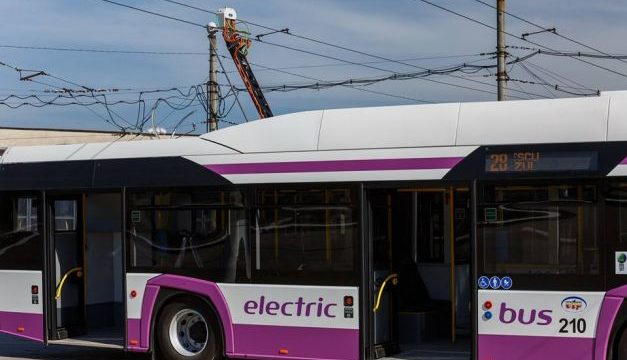 autobuze electrice