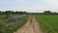 Şantierul de pe Drumul Boilor e pregătit pentru demararea lucrărilor
