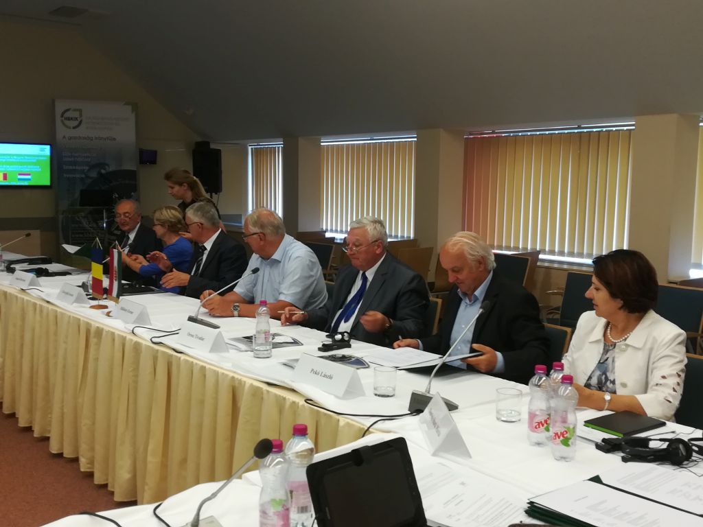 CCIA Timiş va colabora cu instituţiile similare din Ungaria