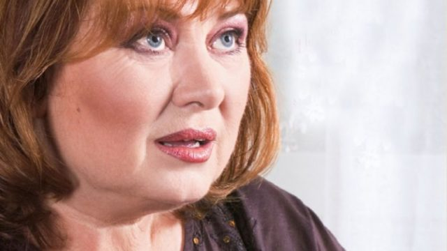 Actrița Florina Cercel s-a stins din viață