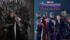 Game of Thrones vs. Avengers