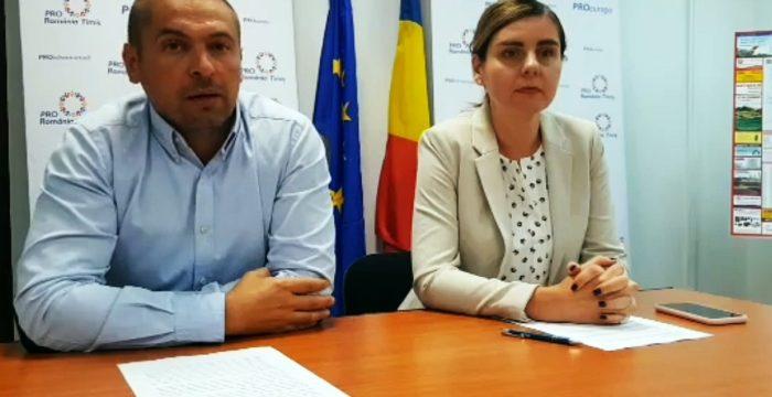 Pro România Timiş vrea candidat propriu al partidului, la alegerile prezidenţiale