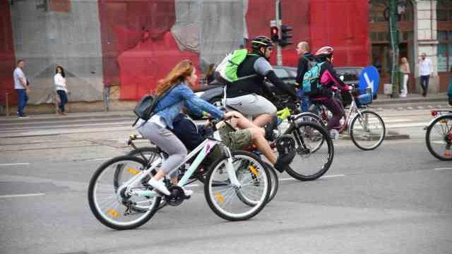 Trafic restricționat și activități pentru bicicliști, la Timișoara