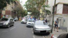 Șoferi cu mașinile parcate pe pistele de biciclete, amendați la Timișoara