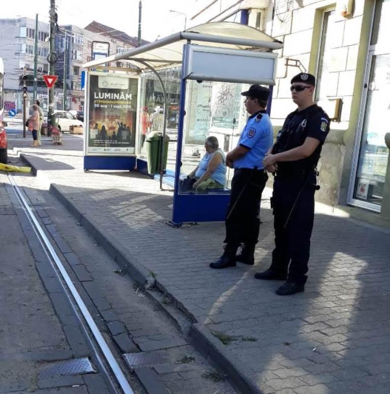 O singură hoață a fost prinsă la furat în tramvai, în luna august, la Timișoara