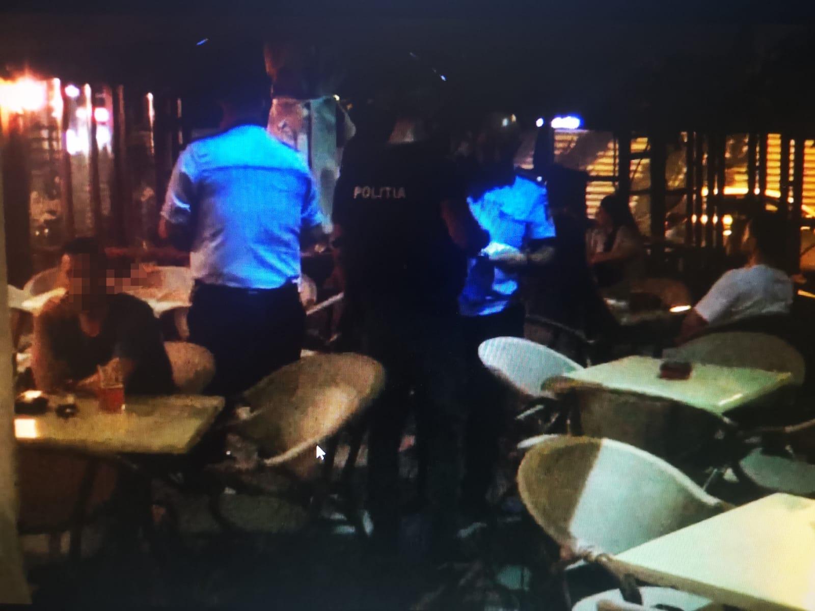 Razie a polițiștilor, în Timișoara și în localitățile limitrofe