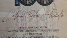 Afiș Centenar Elisabetin