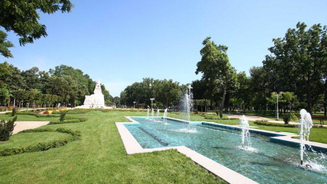 După 2 ani de reabilitări, Parcul Central s-a redeschis