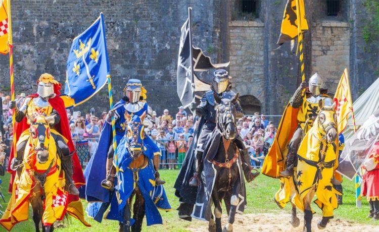 Primul festival medieval timişorean a fost un real succes. Sursă foto: arhivă