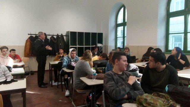Polițiștii locali din Timișoara, prezenți la BAC
