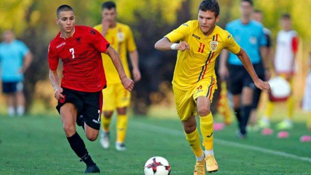 Ionuț Vasluian, în tricoul României