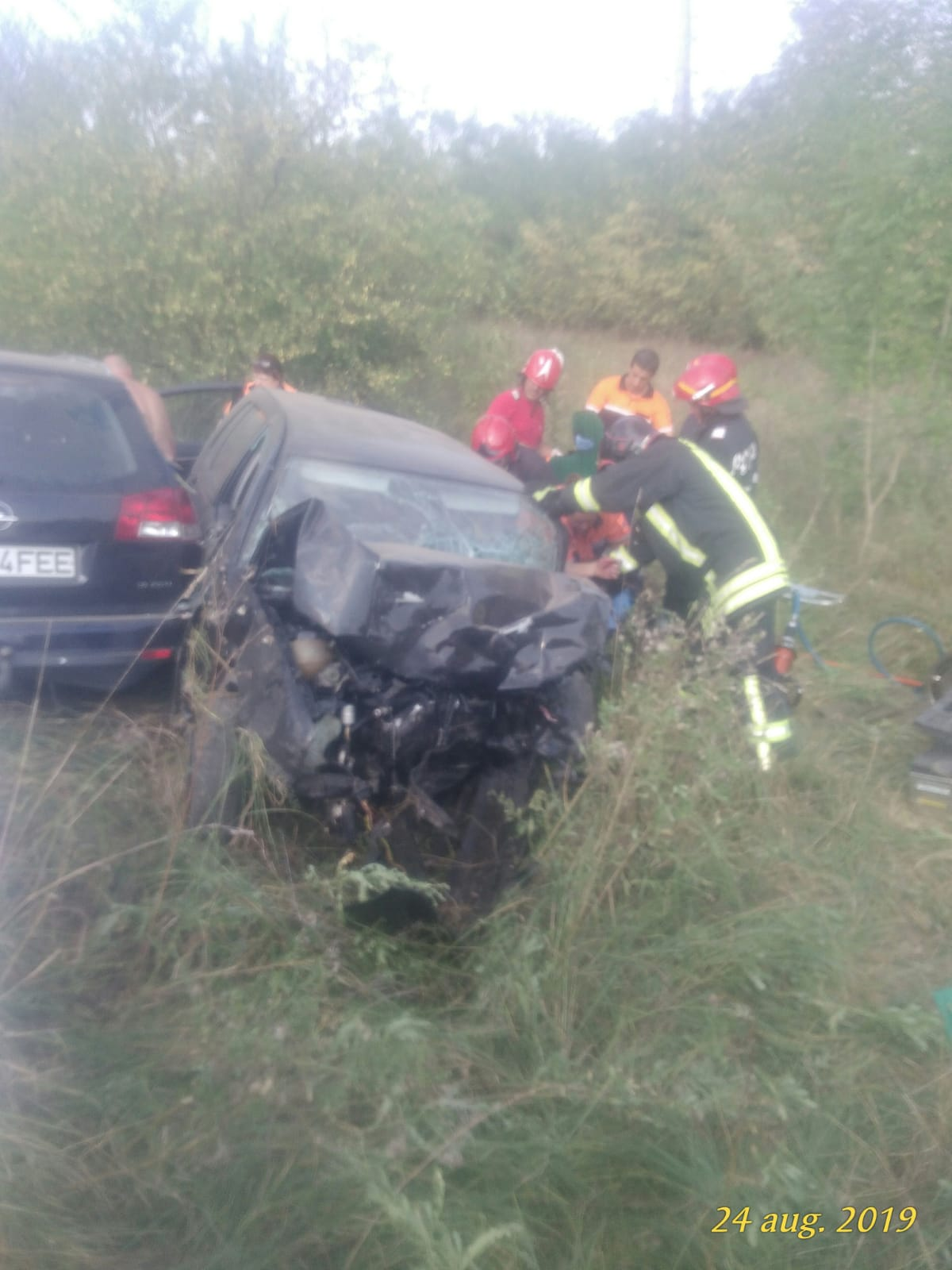 Accident rutier grav în Timiș