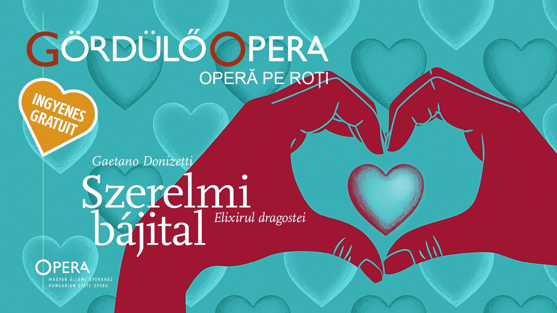 Opera din Budapesta, la Timisoara