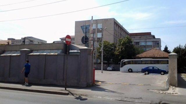 PUZ pentru parcarea CJ Timiș din centrul orașului
