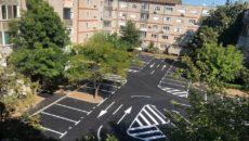 Parcare cartier Soarelui