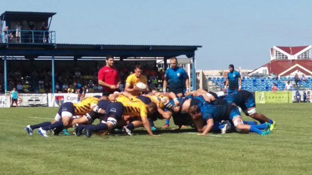 Timișoara Saracens învinge în Cupă la Baia Mare pe terenul campioanei