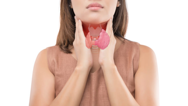 Puncția cu ac fin a tiroidei