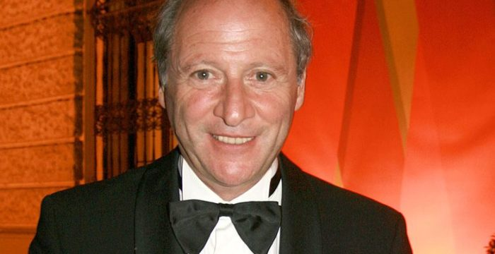 Robert Dornhelm at the ROMY 2010 tv and film awards in Vienna