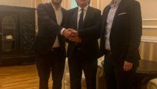 Mihai Nastasiu, Nicolae Robu, Ciprian Trocan