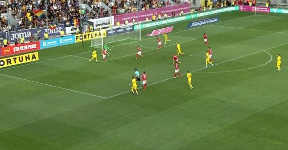 romania - malta 1-0