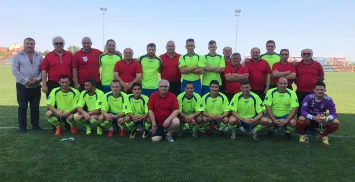 echipa arbitrilor din Timis
