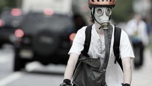 pedalare antipoluare