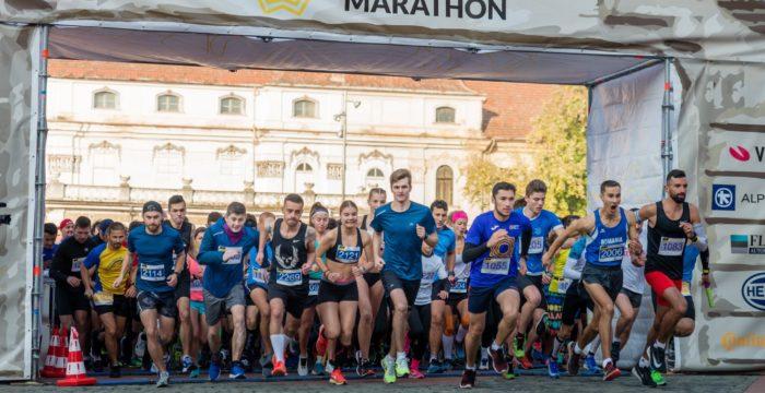 Timișoara City Marathon