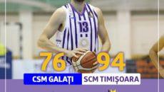 Galati - Timisoara