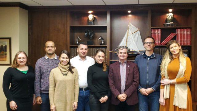 delegatie CCIAT in SUA