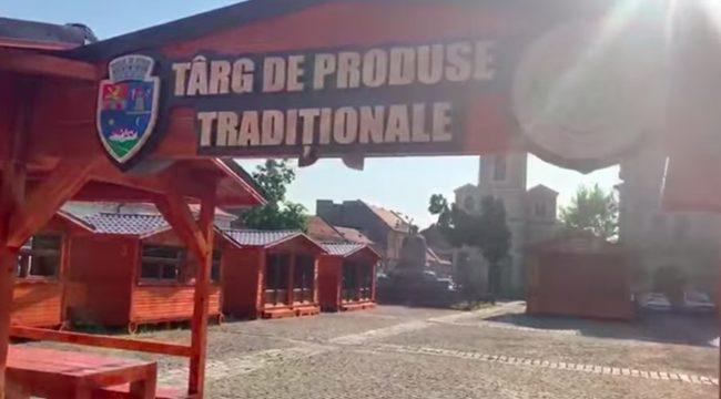 targ Piata Traian