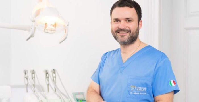 Dr. Albert Korozsi