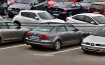 masini in parcare