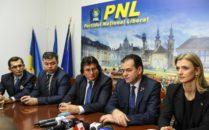 Ludovic Orban Nicolae Robu