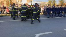 pompier parada