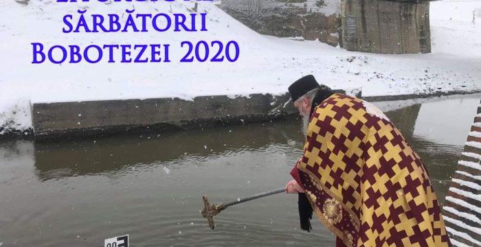 sfintire apa Boboteaza