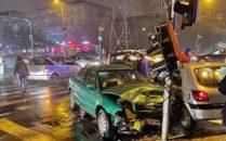 accident intersectie