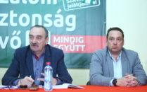Zoltan Marossy si Farkas Imre