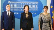 Mircea Bacala, Liliana Onet, Elena Popa