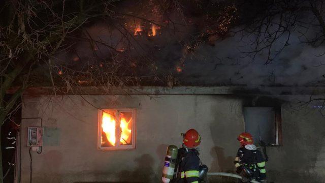 Incendiu Mosnita