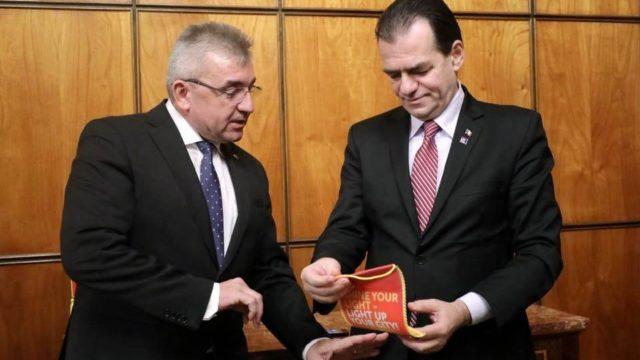 Horatiu Rada si Ludovic Orban