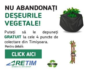 RETIM deseuri vegetale