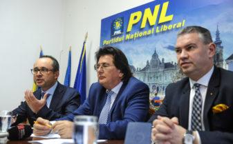 Criatian Busoi, Nicolae Robu, Ben-Oni Ardelean